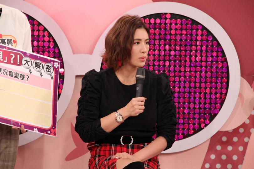 《聽媽媽的話》主持人小禎坦言擔心自己離婚會影響小孩的愛情觀。