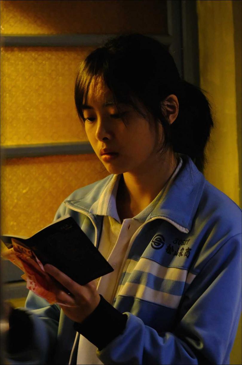 游珈瑄在《家庭式》中演出。(圖/台北電影節提供)