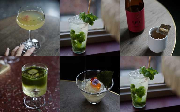 六款新調酒於8/25起開始限量供應。 (圖/Staff Only Club)