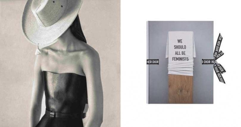 由墨西哥攝影師 Fabiola Zamora 拍攝的女性肖像,展現出柔和卻不失力度的低彩度色彩。以當初造成話題的宣言式標語T恤作為封面,再度強調出 Maria Grazia Chiuri 對於女性力量的重視。(圖/品牌提供)