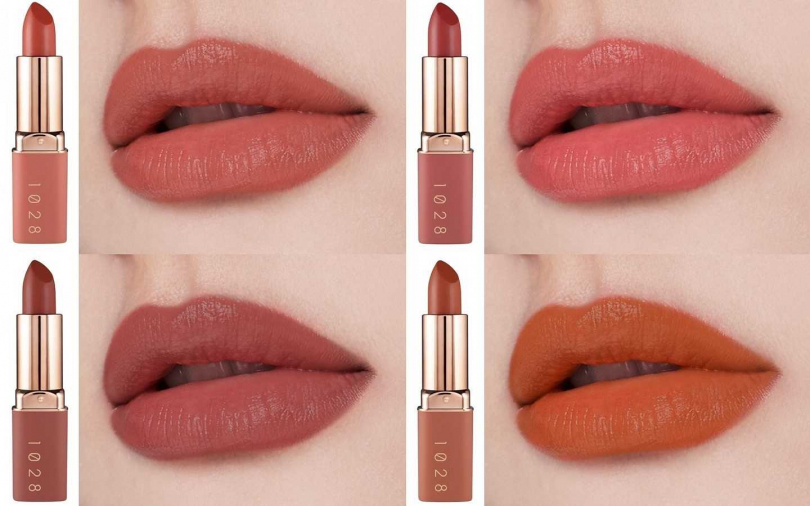 1028唇迷心竅好色唇膏 #11、#12、#13、#14 3.5g/320元(圖/品牌提供)