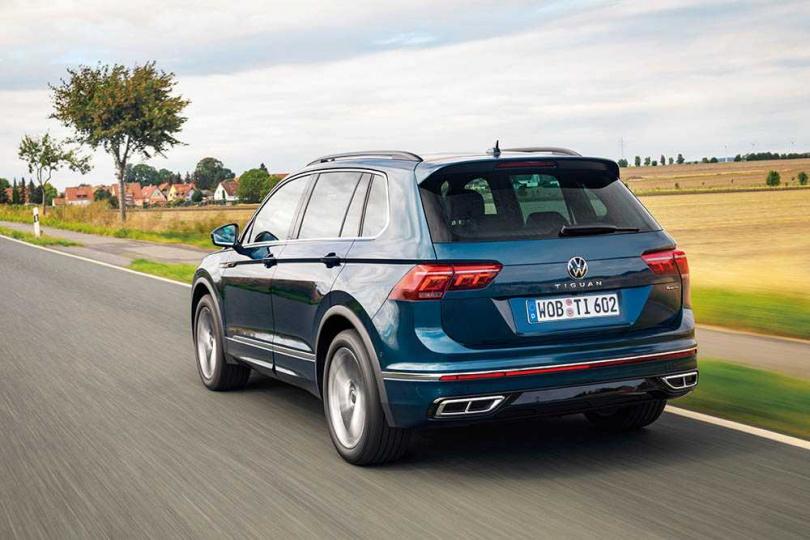 若有更大的動力需求,280 TSI 之上還有330 TSI、380TSI甚至Tiguan R等車型。(圖/Volkswagen提供)
