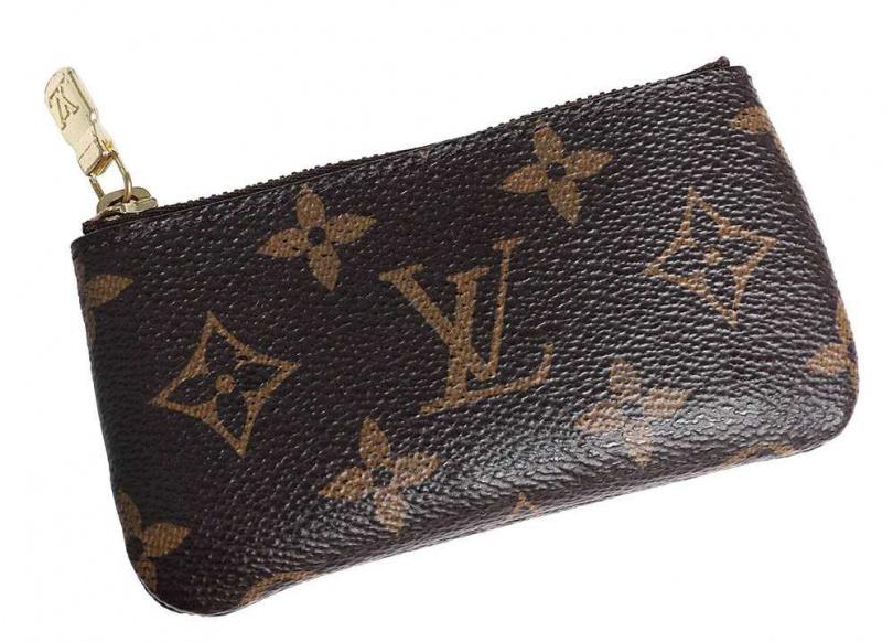LOUIS VUITTON小錢包(夏和熙贈送)(攝影/戴世平)