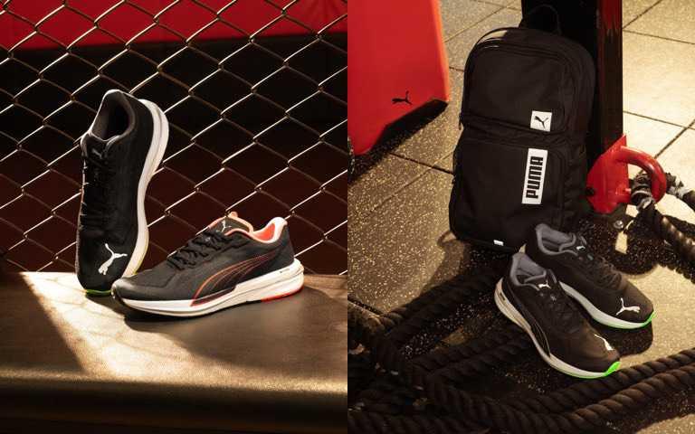 PUMA Velocity NITRO 氮氣科技跑鞋/3,680元(圖/品牌提供)