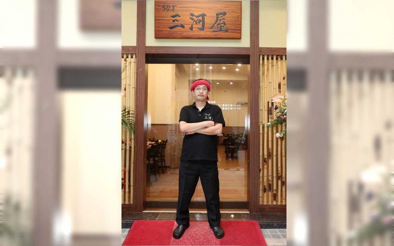 社長中川浩希先生。(圖/三河屋提供)