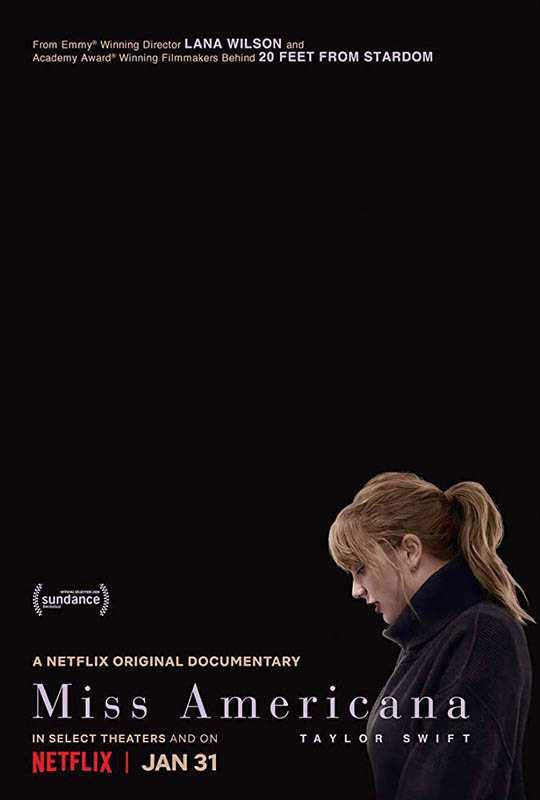 《美國小姐》電影海報(圖/Netflix提供)