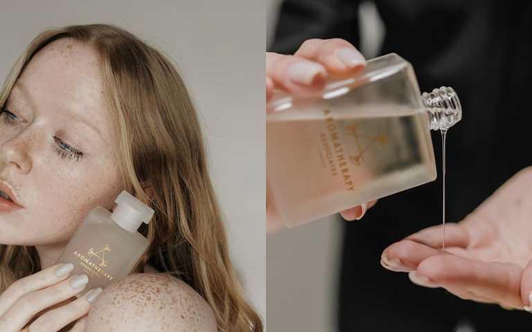 真正天然的精油,每個人擦在身上聞起來的味道絕對都不一樣!(圖/IG@aromatherapyassociates)