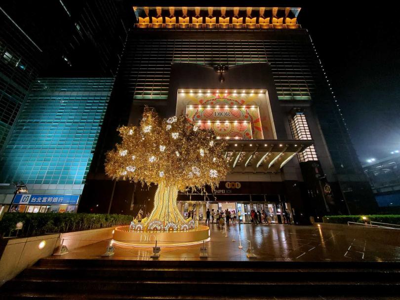 圖片來源:TAIPEI 101 MALL 台北101購物中心