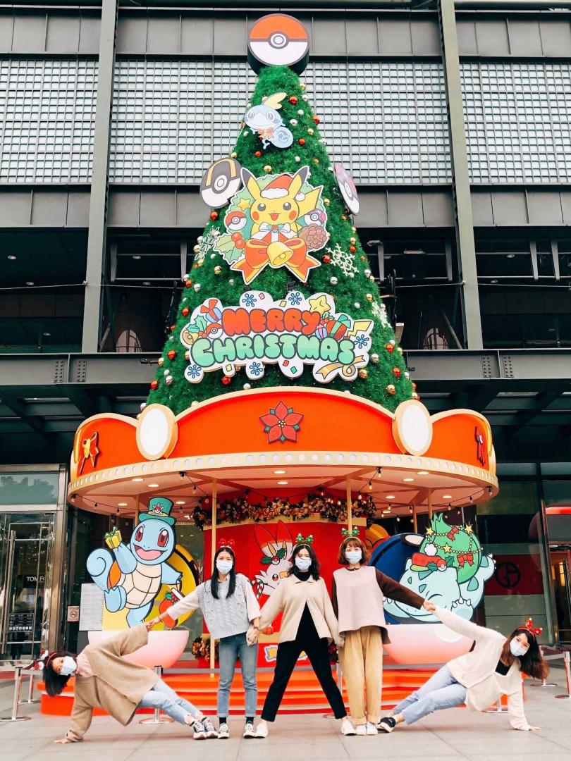 圖片來源:新光三越台中中港店