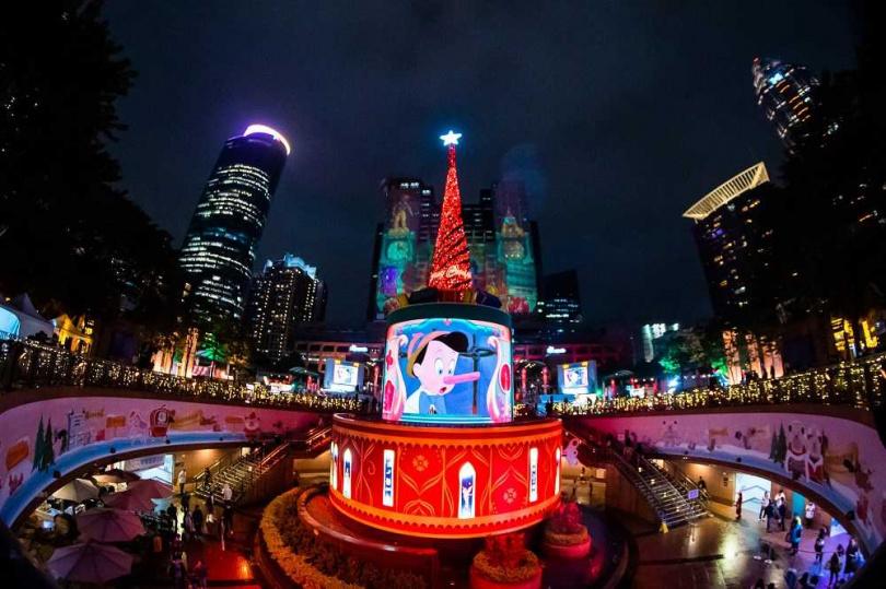 圖片來源:新北歡樂耶誕城官方網站