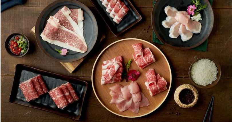 餐廳提供嚴選原塊肉品。(圖/高雄麗尊酒店提供)