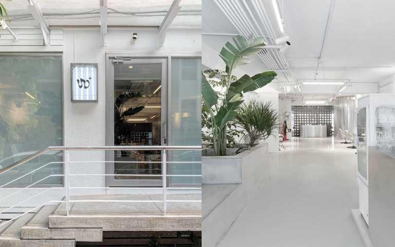 台北東區頂級髮廊 WIND Salon搬新家了,正式改名「W+ Salon」(圖/品牌提供)