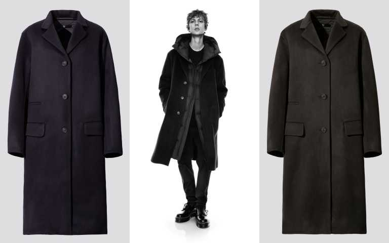 +J羊毛混紡徹斯特大衣/7,990元(圖/品牌提供)