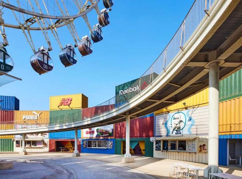 圖片來源:MITSUI OUTLET PARK 台中港