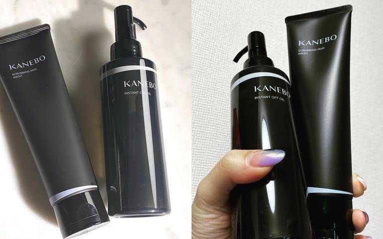 很多日本女生都是一次兩瓶一起包!卸妝清潔通通不能少。(圖/IG@12kzm12、IG@perfumeriesukiya)