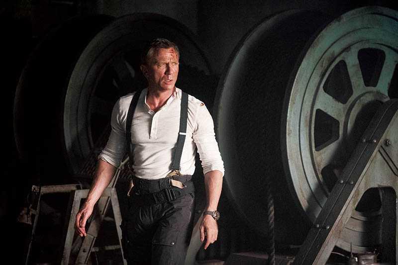 《007:生死交戰》(圖/環球影業提供)