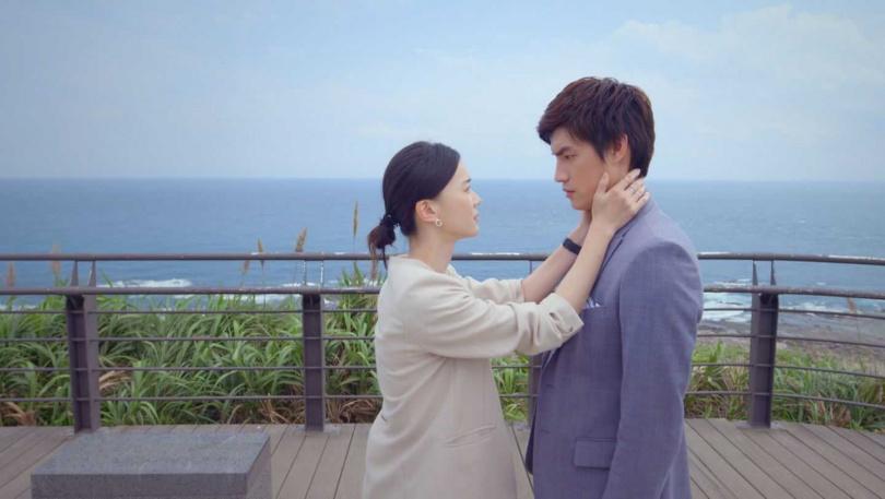 羅宏正和鍾瑶劇中經歷波折,終於重修舊好。(圖/台視提供)