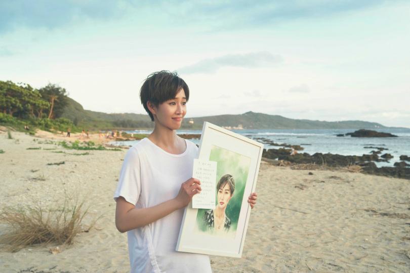 張鈞甯自曝演到出道以來最喜歡的角色,不捨與角色說再見。(圖/頤東娛樂提供)