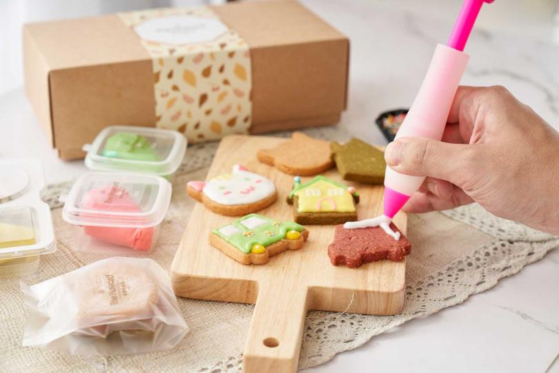 想讓小孩放放電的話,就快手刀購入「親子DIY點心盒」吧!