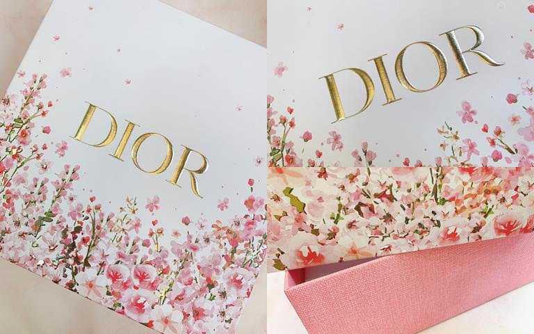 粉紅色花海禮盒雖然是滿額免費贈禮,但每個細節都不馬虎。(圖/吳雅鈴攝影)