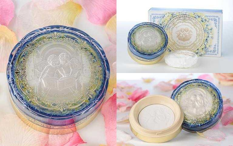kanebo米蘭絕色美膚香體粉2021(優雅版) 30g、附1粉撲/2,050元  洗完澡後後、睡前,即使平日只要想到都能輕撲一下,當成香水使用也OK。(圖/品牌提供)