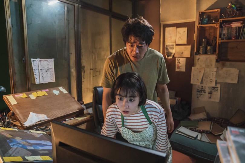 黃雨瑟惠(前)演出《愛的迫降》後知名度直升。(圖/甲上提供)