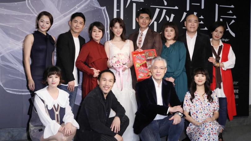 李國修子弟兵樊光耀首度編導,領11位演員重現恩師作品。(攝影/林勝發)