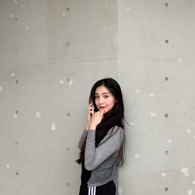 李紫嫣遺傳熊家婕美貌,外型甜美亮麗。(圖/翻攝李紫嫣臉書)
