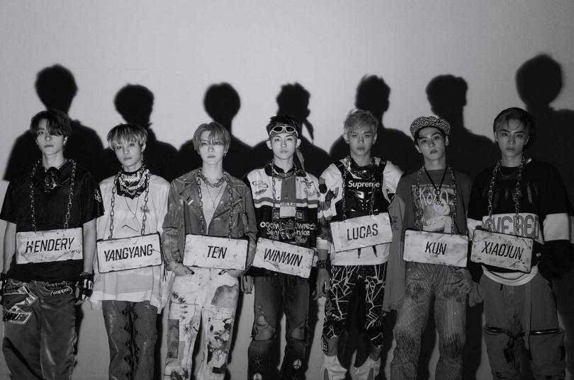 本周五威神V將上韓國音樂節目「Music Bank」打歌。(圖/愛貝克思提供)