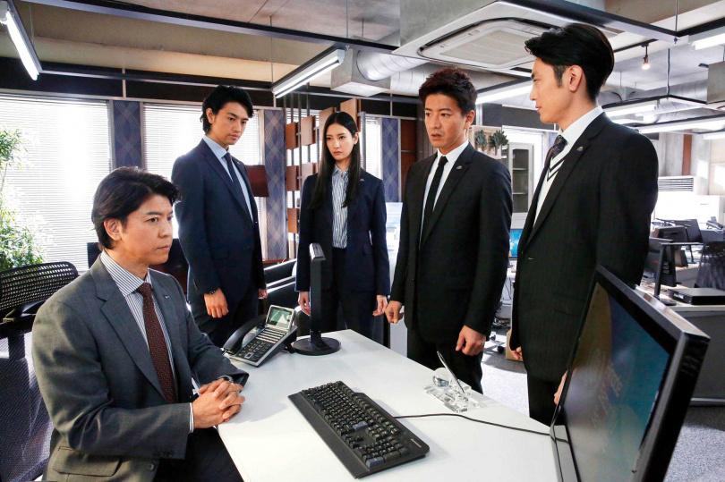 《BG終極保鏢》第一季以豪華卡司和精采打戲,創下平均15.2%的不俗收視。(圖/翻攝自tv-asahi)