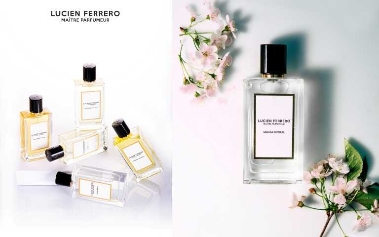 Lucien Ferrero櫻Sakura Imperial 100ml/5,980元(圖/品牌提供)