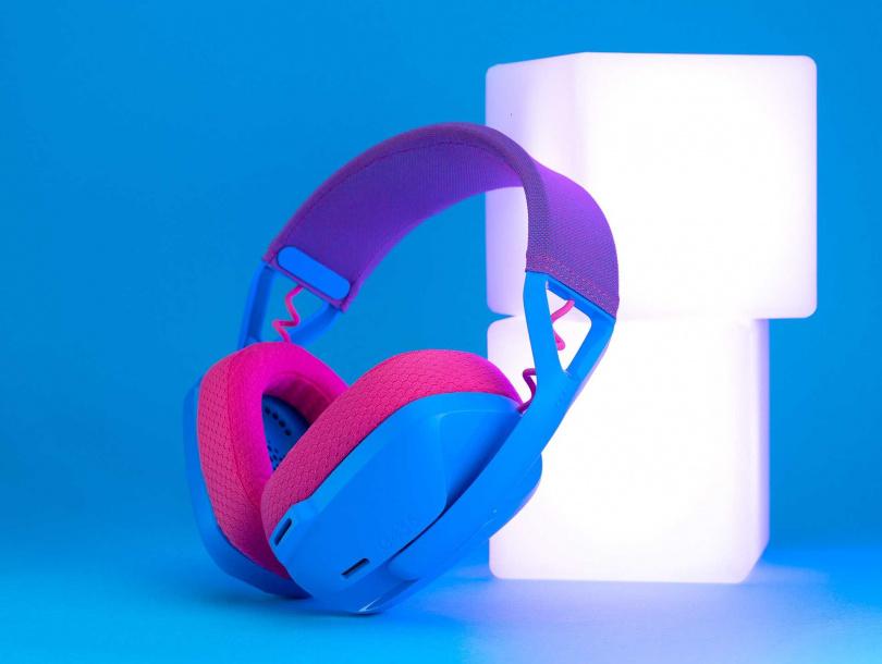 G435的潮感外型讓耳機不只是一項設備,更是一種穿搭配件與時尚態度
