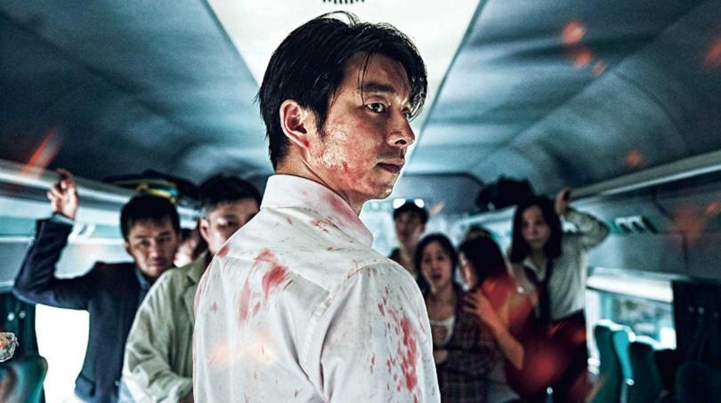 《屍速列車》男主角孔劉看到劇本後,認為姜棟元很適合演出男主角。(圖/車庫娛樂提供)