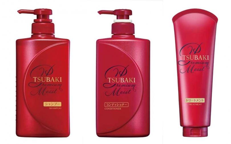 毛躁髮專用的紅瓶潤澤保濕系列可加強鎖水度,髮絲變得更柔順。(圖/品牌提供)