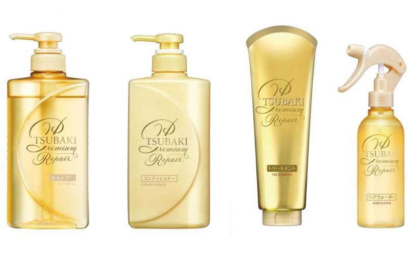 細軟髮專用的金瓶蓬鬆修護系列,讓秀髮恢復彈性,更有豐盈亮澤感。(圖/品牌提供)