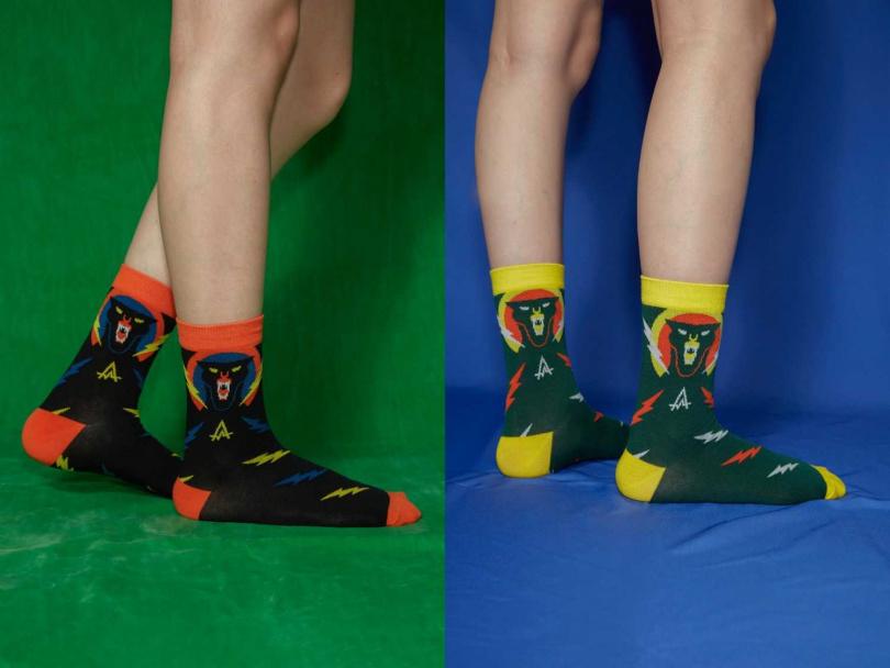 印花襪讓情侶間能創造彼此的專屬暗號