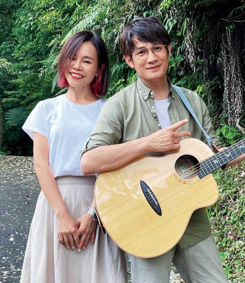 羅文裕將為同是客家子弟的金曲歌后彭佳慧,製作客語專輯。(圖/大賞門文化提供)