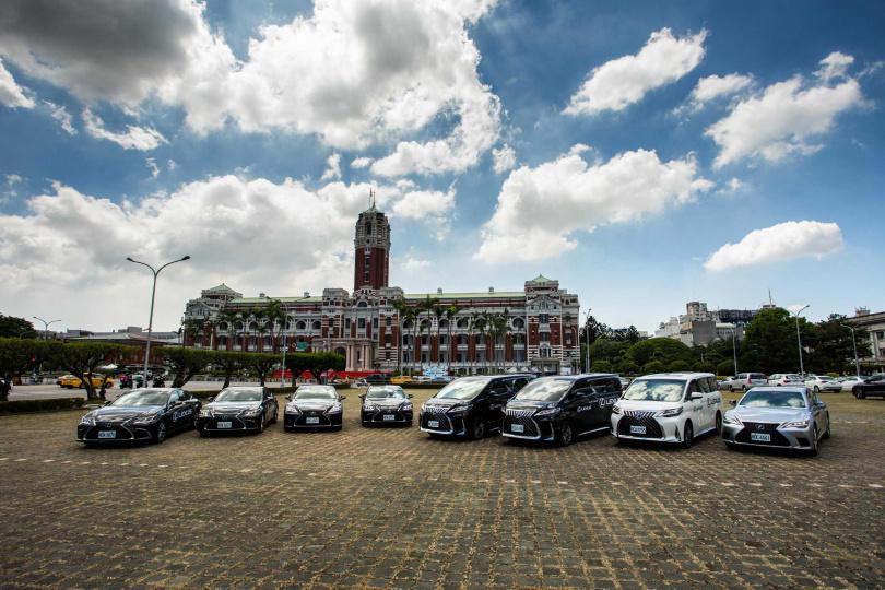 Lexus持續朝「打造世界上最好的頂級車輛」道路前進,持續提供客人Amazing的五感體驗(圖片由文化總會提供)