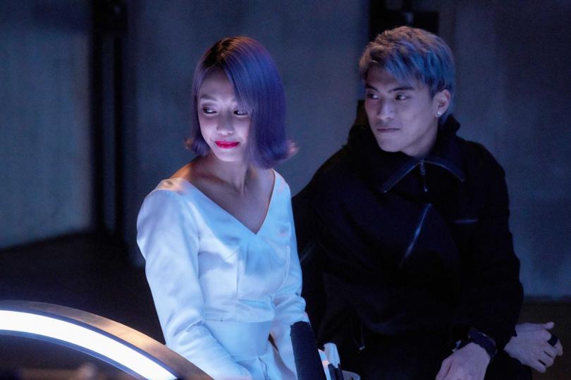 謝欣穎和林哲熹領銜主演《迴圈》。(圖/福斯傳媒)
