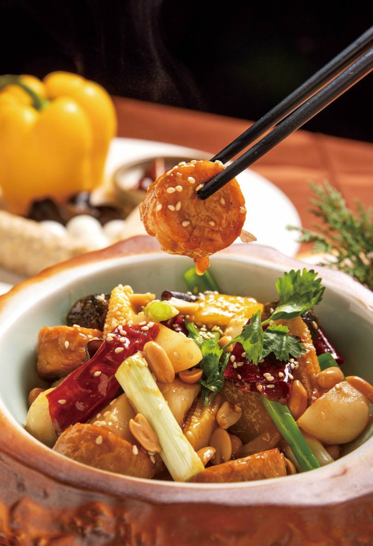 「天宮寶貝」的天貝發酵後,營養價值非常高,尤其是大豆異黃酮活性強,亦能提升免疫力。(580元/套餐) (圖/焦正德攝)