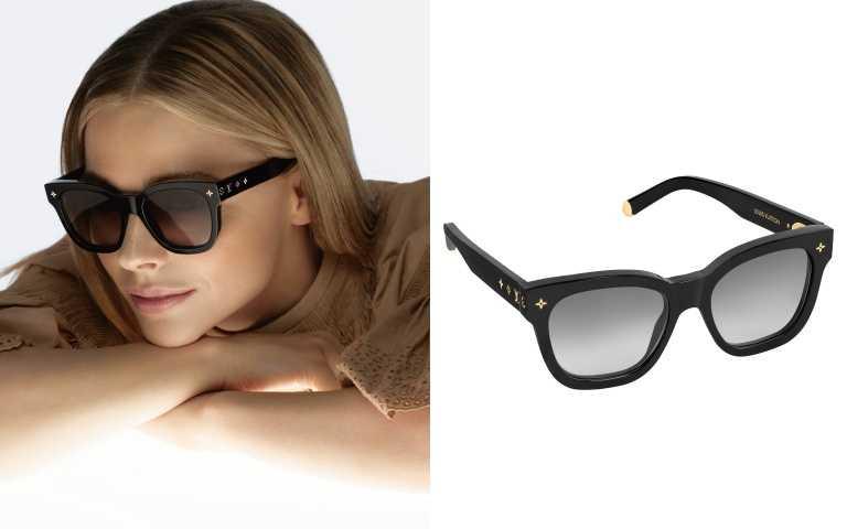 LV MY MONOGRAM SQUARE 太陽眼鏡/16,500元(圖/品牌提供)