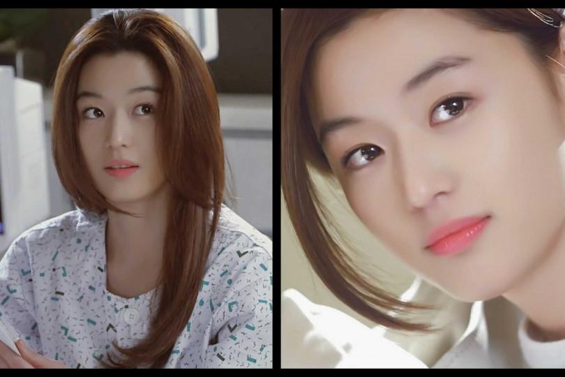 全智賢在2013年演出《來自星星的你》回歸小螢幕,立馬成為超強帶貨女神,韓流時尚女王始祖。(圖/翻攝自網路)