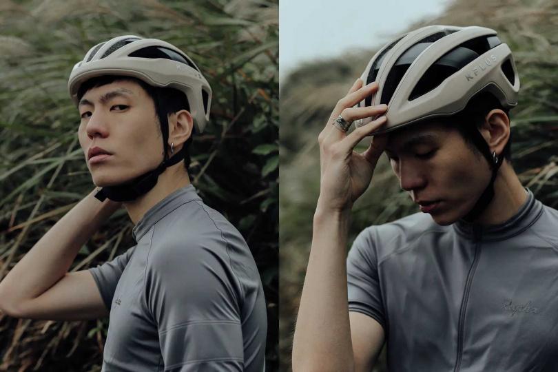 圖片來源: Kplus helmet官網