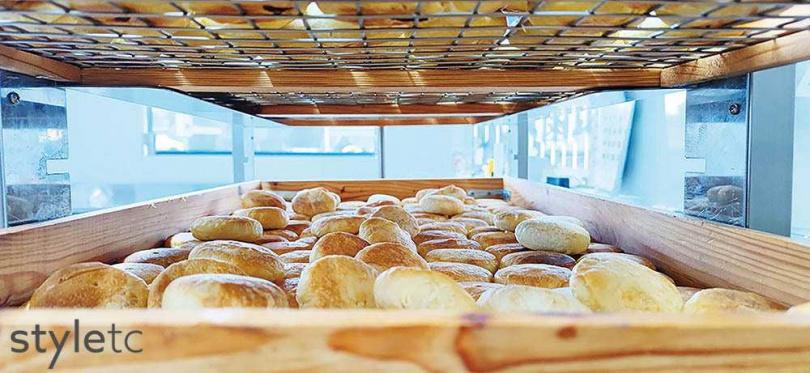 「福和成」的封仔餅改用進口奶油後,也提升酥度與品質穩定度。(圖/店家提供)