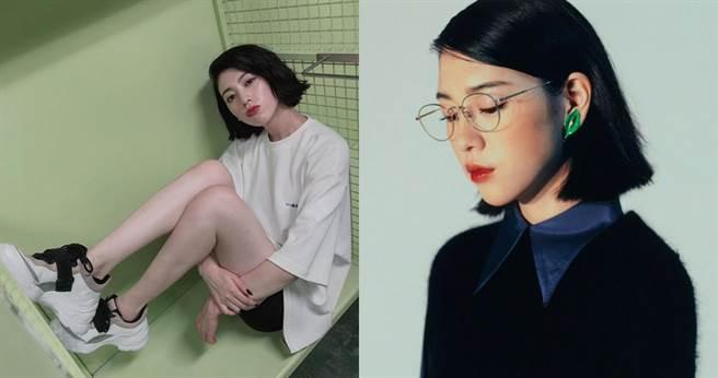(圖/翻攝自三吉彩花IG、Seventeen雜誌)