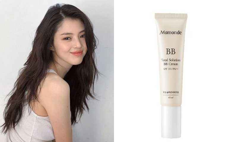 Mamonde 的 Total Solution BB Cream#01/韓幣23,000元(圖/翻攝自網路、IG)