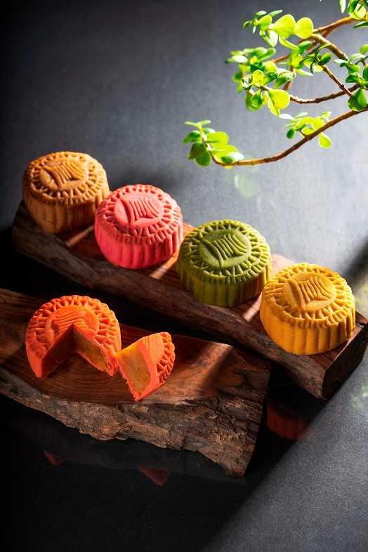 甜美蘭花禮盒。(圖/圓山大飯店提供)