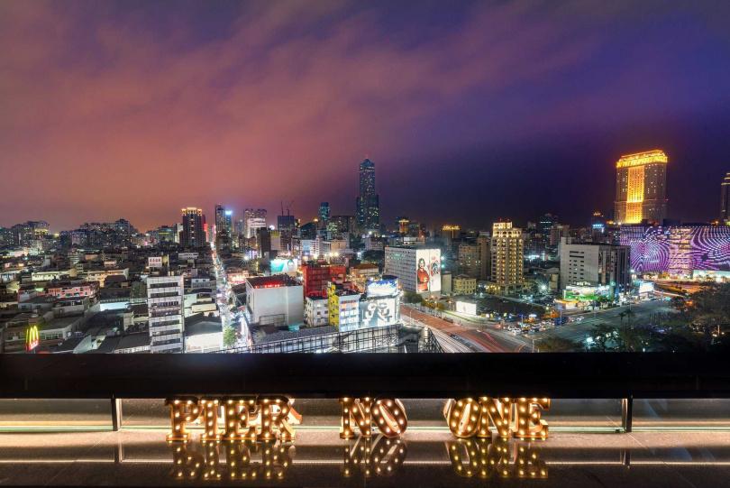 圖片來源:Hotel Indigo Kaohsiung Central Park