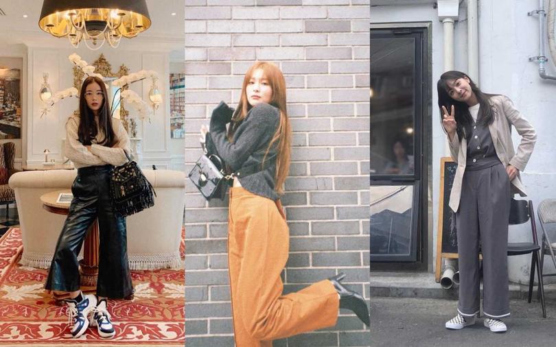 (圖/攝自IG@kieunse、hi_sseulgi、_seorina)
