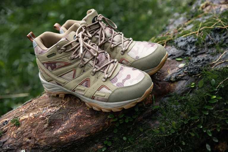 擁抱大自然,穿上一雙安全舒適的好鞋,山林共遊說走就走。